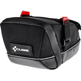 Cube Pro Seat Post Bag L, black
